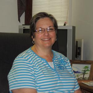 Anne Anglen, Church Secretary